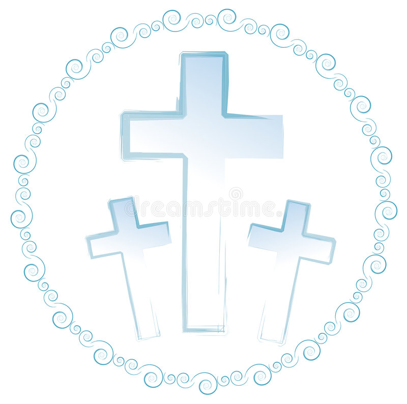 Christianity stock illustration