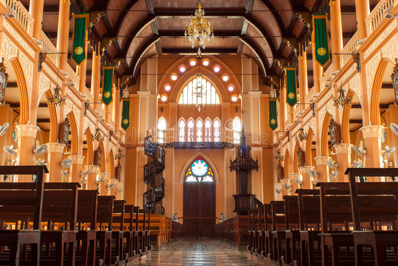Download Christianity Church In Thailand Stock Photo - Image: 26396266
