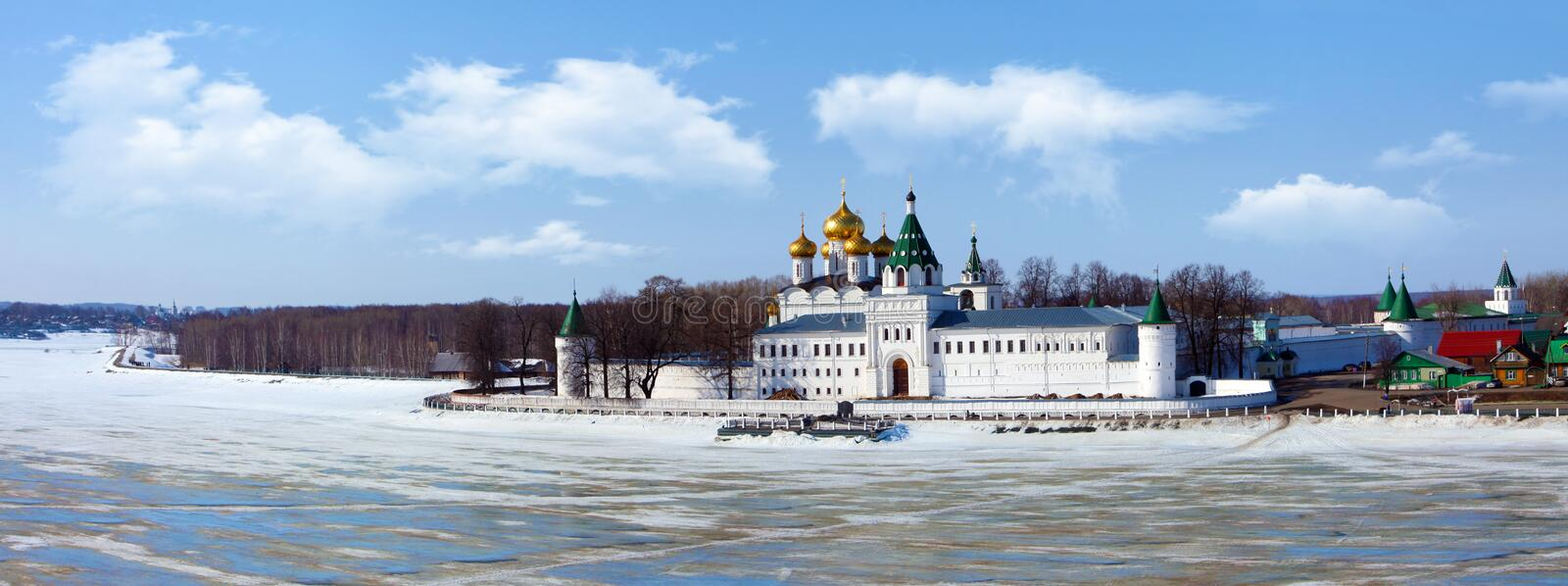 Download Christianity Ipatievsky Monastery In Russia Stock Photo - Image: 20500036