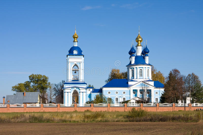 Download Christianity Monastery In Dunilovo Stock Photo - Image: 18342960
