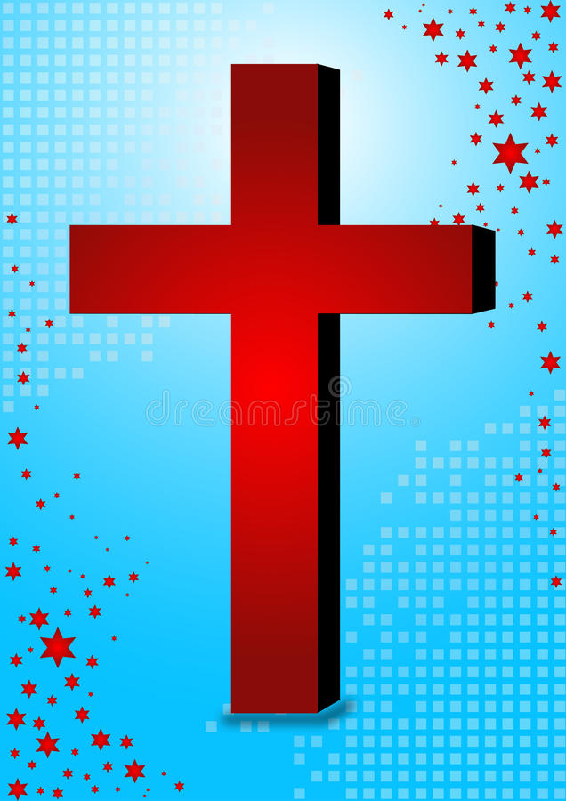 Download Christianity symbol stock vector. Image of believe, religion - 11209263