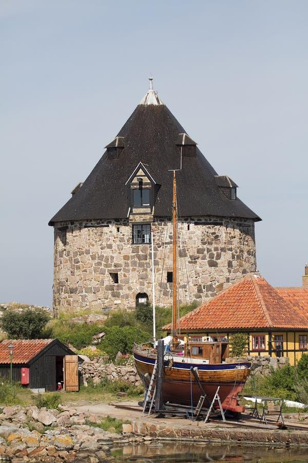 Christiansø стоковые изображения rf