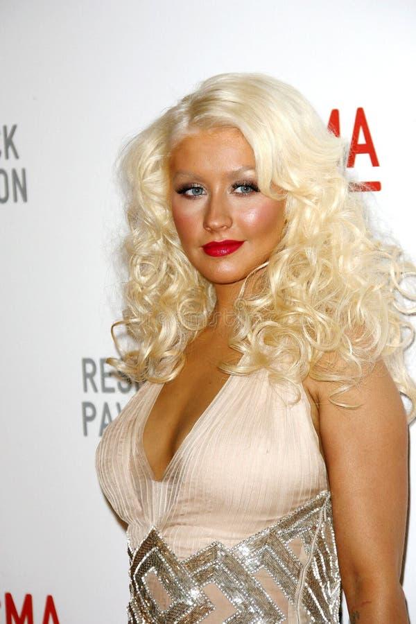 Download Christina Aguilera redaktionelles stockfoto. Bild von d0 - 26356243