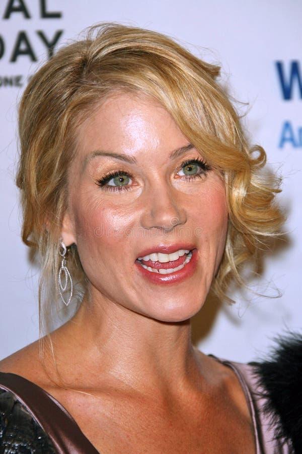 Download Christina Applegate, Vier Jahreszeiten Redaktionelles Stockfotografie - Bild von womens, hotel: 26356092
