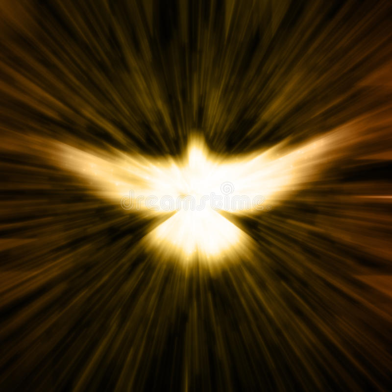 Christliche Taube