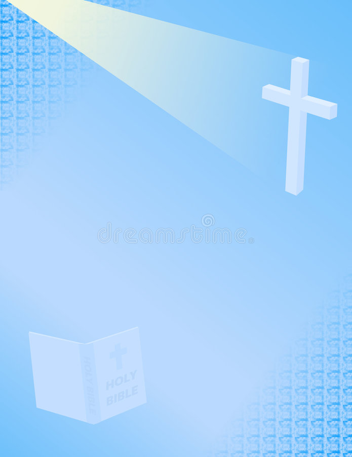 Christlicher Symbolismus vektor abbildung