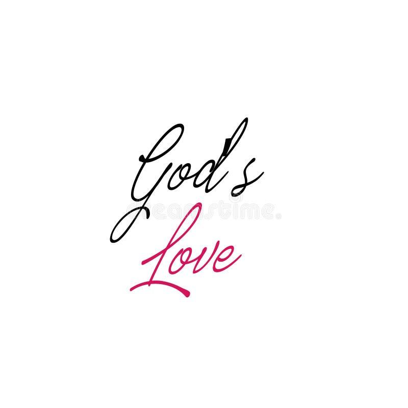 Christliches Zitat, Typografie für Druck oder Gebrauch als Plakat, Flieger oder T-Shirt stockfotos
