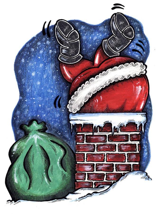 Christmas 01 royalty free illustration
