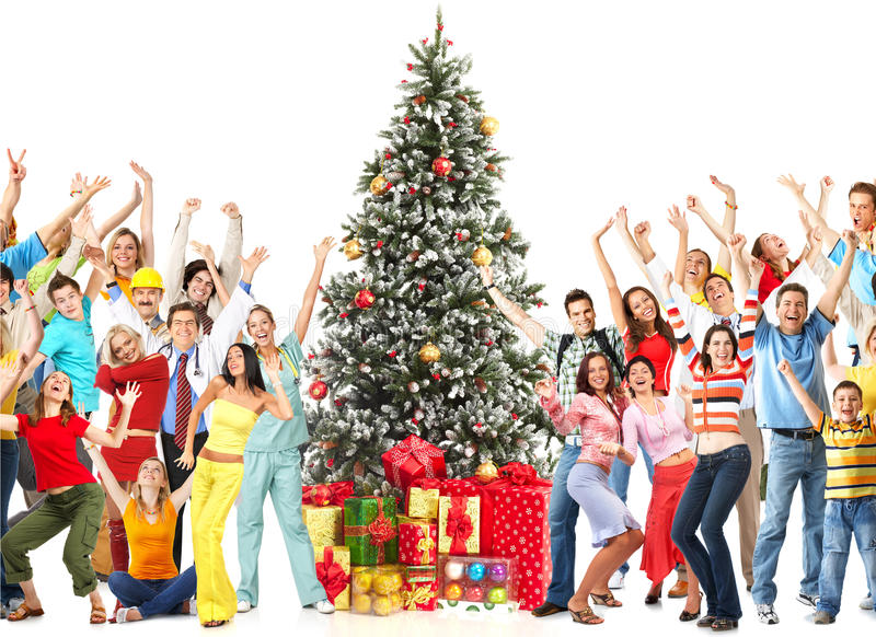 Download Christmas stock photo. Image of decoration, tree, year - 11510248