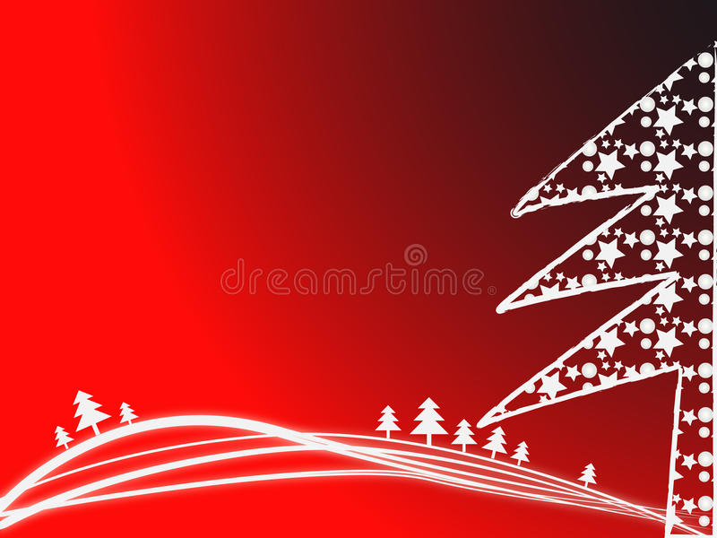 Download Christmas stock vector. Illustration of night, abstract - 11553827
