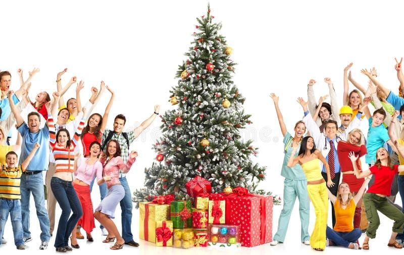 Download Christmas stock photo. Image of holiday, santa, boxes - 11596318