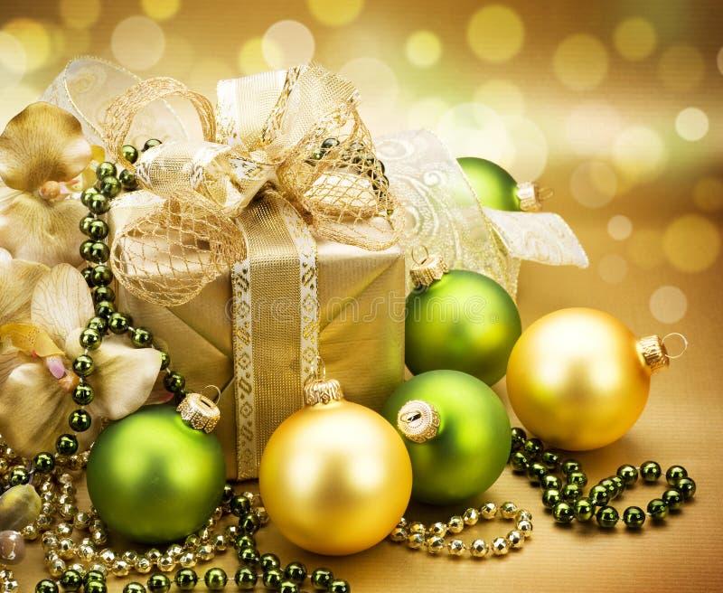 Christmas. Beautiful Christmas Decoration.Close-up image