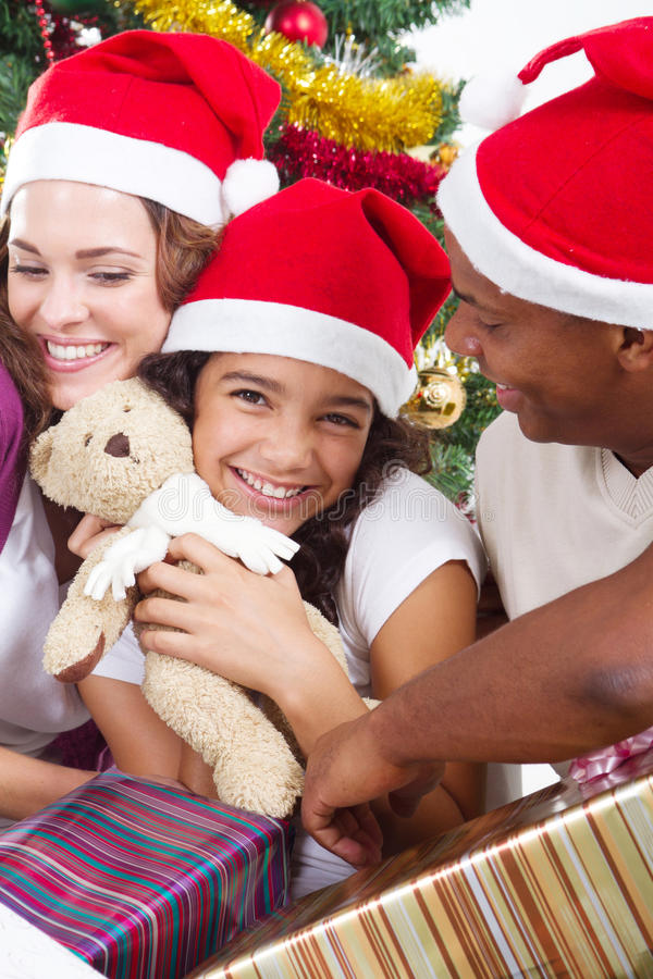 Download Christmas stock photo. Image of gifts, caring, american - 16646190