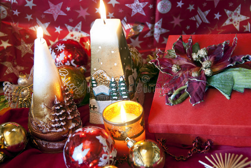Download Christmas stock photo. Image of habit, decorations, cinnamon - 16922580