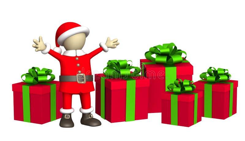 Download Christmas stock illustration. Image of greeting, celebration - 20200799