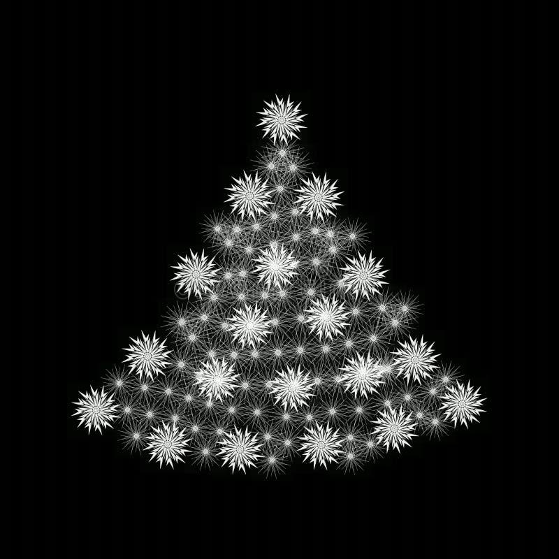 Christmas abstract royalty free stock image