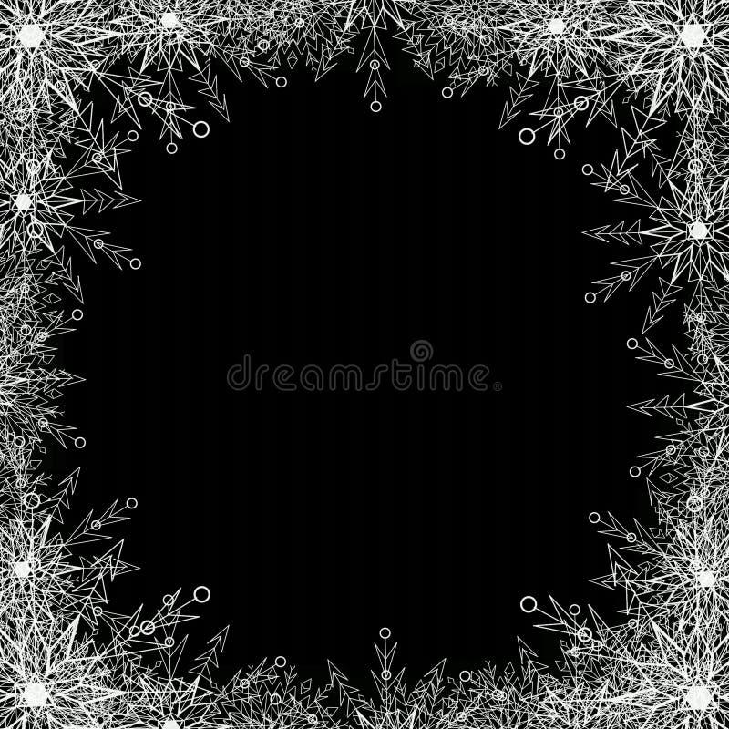 Christmas abstract stock photo