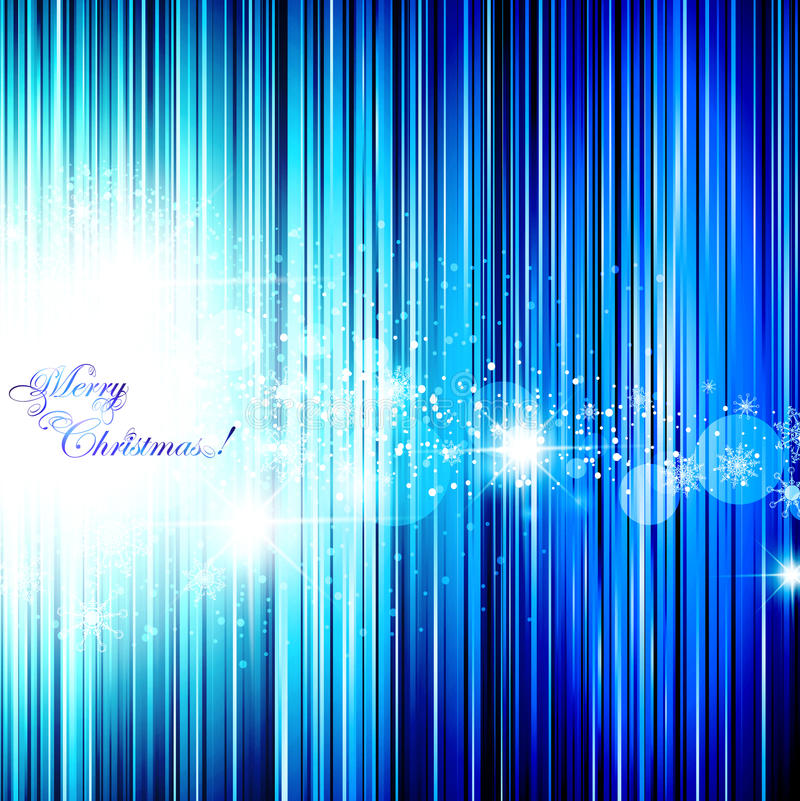 Christmas abstract background vector illustration