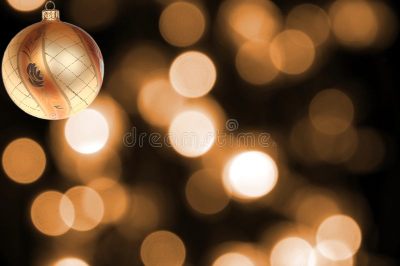 Christmas Abstract, Background Stock Photo