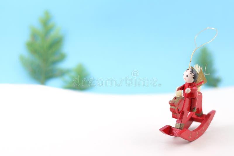 Download Christmas adventurer stock photo. Image of figures, kitsch - 1106810