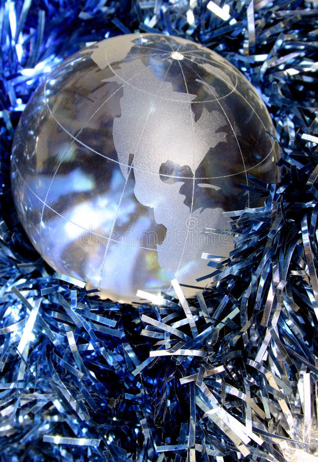 Download Christmas America stock image. Image of ornaments, tinsel - 168193