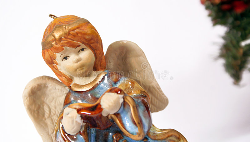 Download Christmas angel 02 stock photo. Image of festival, present - 1656632
