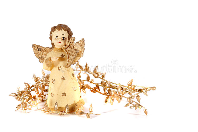 Download Christmas Angel stock image. Image of arts, tradition - 3869071