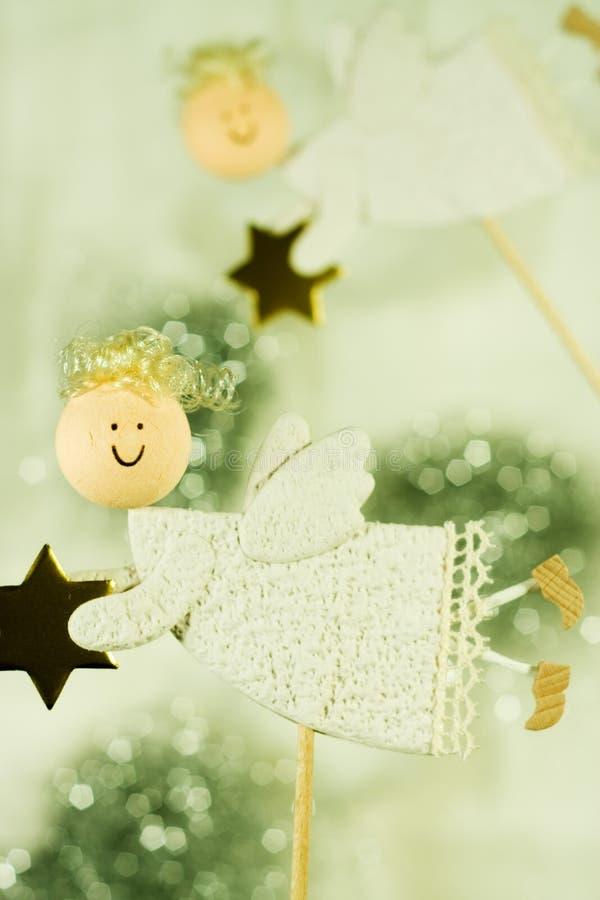 Free Christmas Angels Stock Image - 5839571