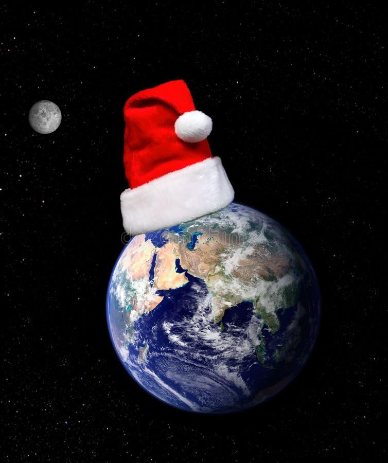 Christmas around the world stock photos