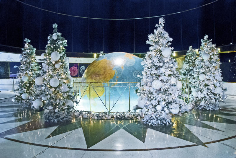 Christmas Around the World royalty free stock photography