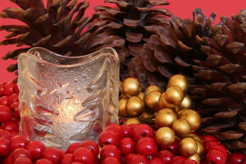 Download Christmas Arrangement. Royalty Free Stock Photos - Image: 1413198