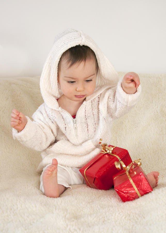 Download Christmas Baby Royalty Free Stock Image - Image: 17022846