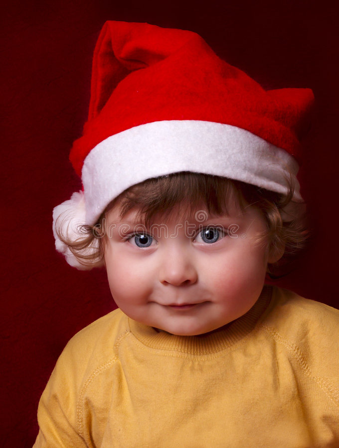Download Christmas baby stock photo. Image of child, shirt, baby - 6789948