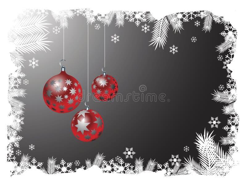 Christmas back royalty free stock image