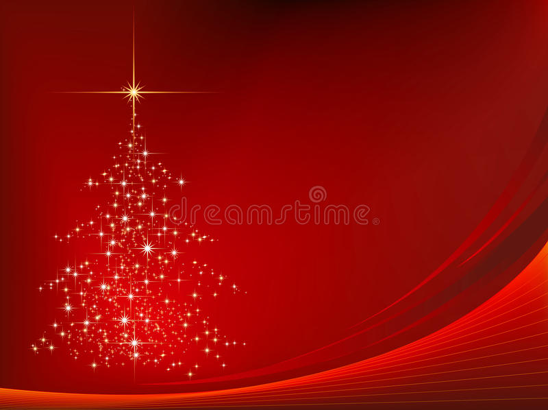 Christmas Background 01 royalty free illustration