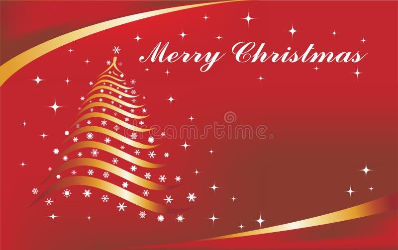 Christmas background. Illustration wallpaper royalty free illustration