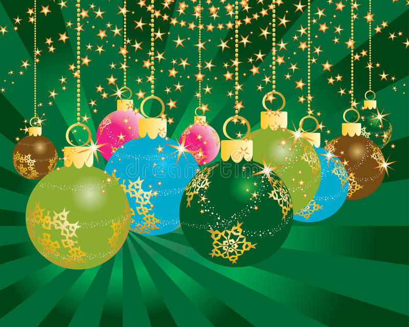 Download Christmas background stock vector. Image of backgrounds - 11190667