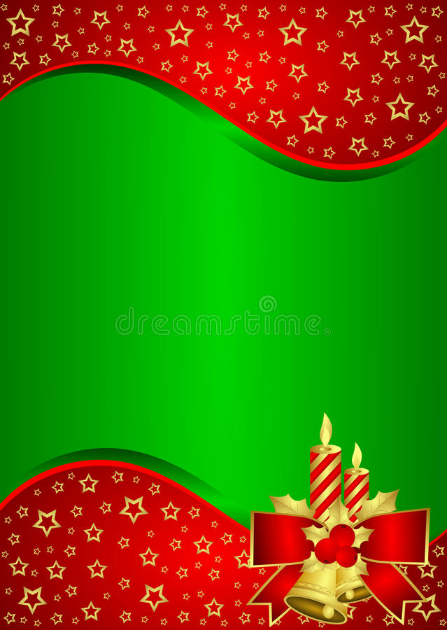 Download Christmas background stock illustration. Image of backgrounds - 11406224