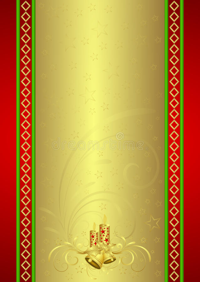 Download Christmas background stock illustration. Image of background - 11442775