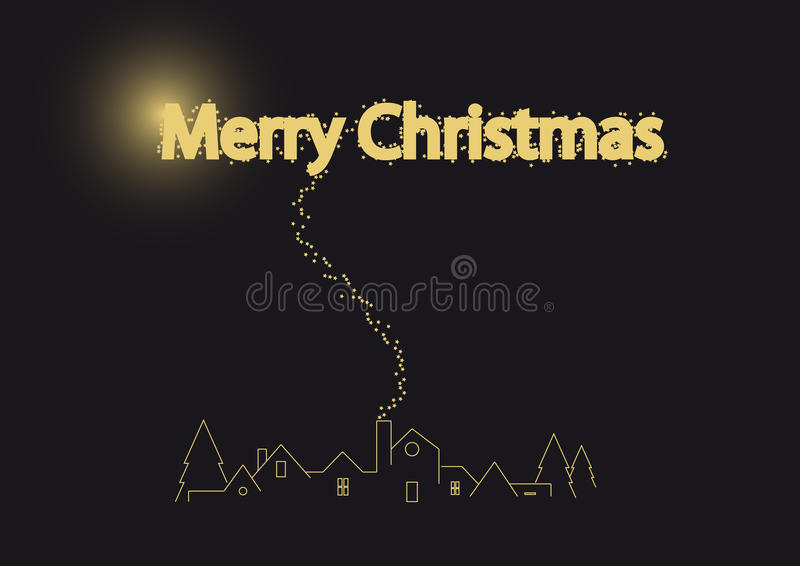Download Christmas background stock vector. Illustration of decoration - 11649633