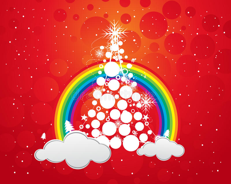 Download Christmas background stock vector. Image of celebration - 12014656