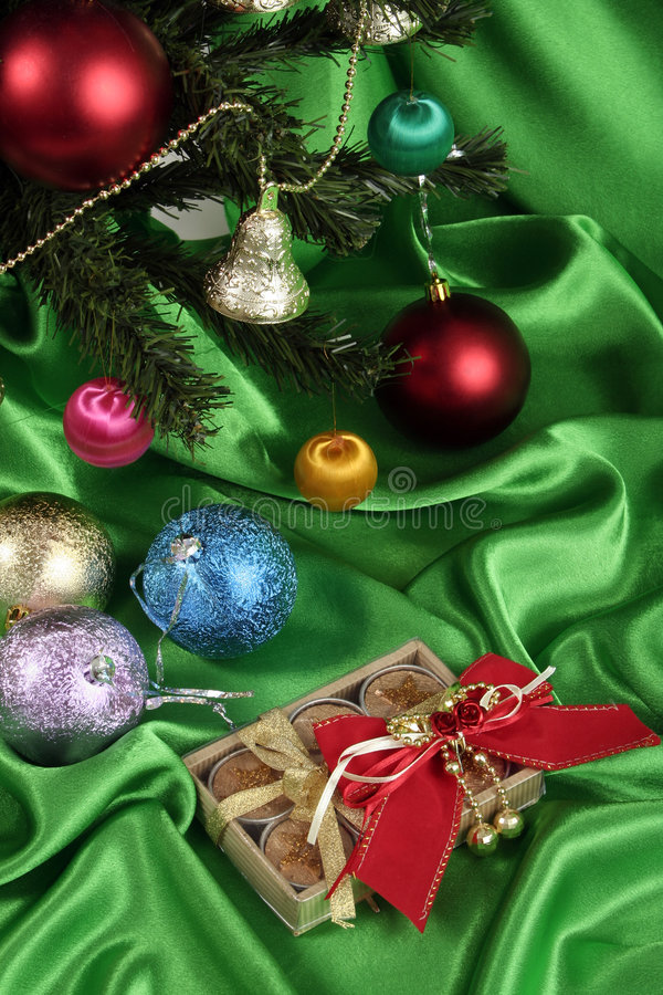 Download Christmas Background Stock Photography - Image: 1407322