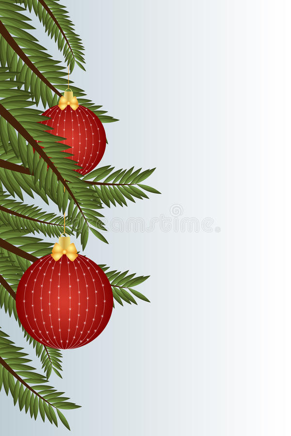 Download Christmas background stock vector. Image of greeting - 16555598