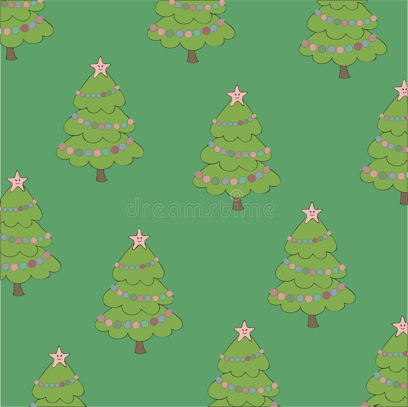 Download Christmas background stock vector. Illustration of pattern - 16822132