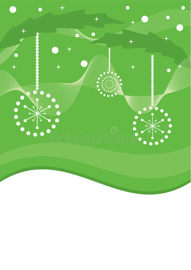 Download Christmas background stock vector. Image of ornament - 18353547