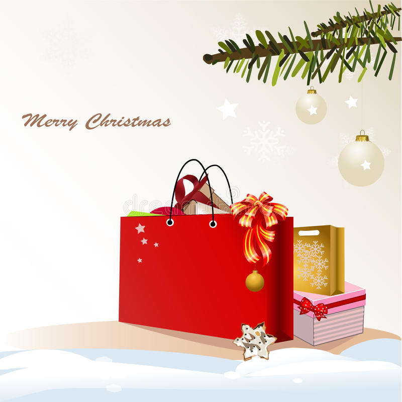 Download Christmas background stock vector. Illustration of christmas - 21251153