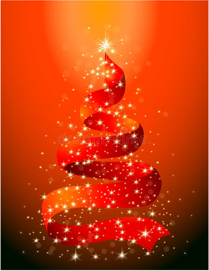 Download Christmas background stock vector. Image of adornment - 21979295