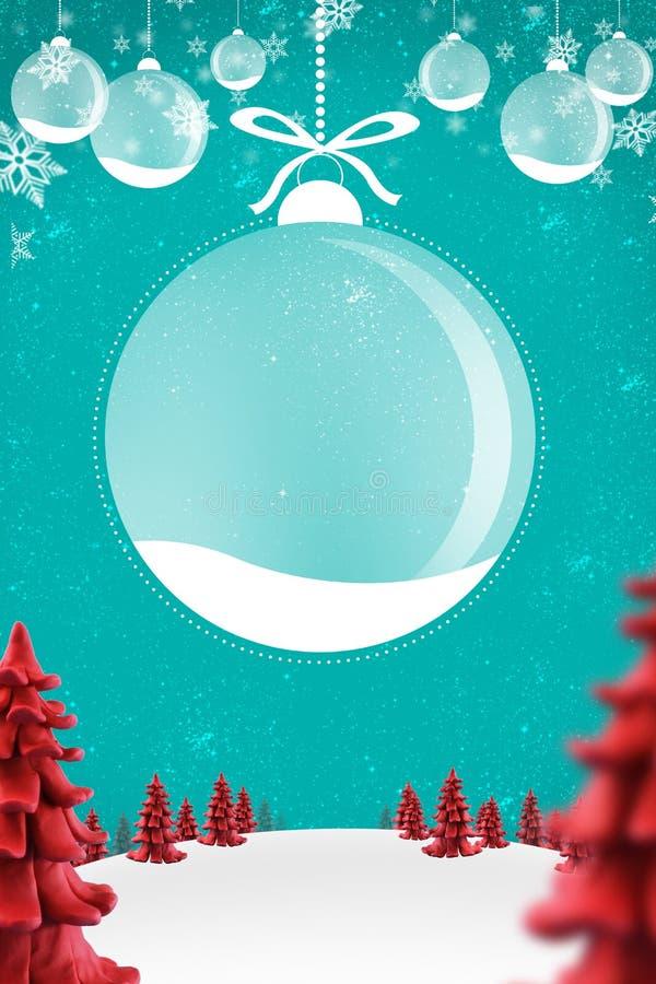 Download Christmas background stock illustration. Image of illustration - 28063961