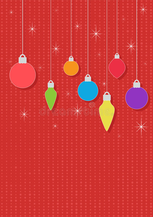 Free Christmas Background Stock Images - 28498794
