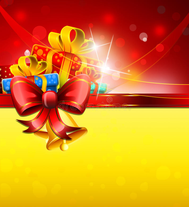 Free Christmas Background Royalty Free Stock Images - 44667189